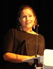 Leder for kirkerådets utvalg for ungdomsspørsmål Gunnhild Nordgaard Hermstad