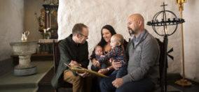 Dåpssamtalen er noe av det viktigste en prest gjør